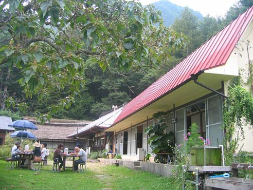 八ヶ岳 手打ち蕎麦と宿の「有井館」