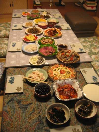 2009年おせち料理