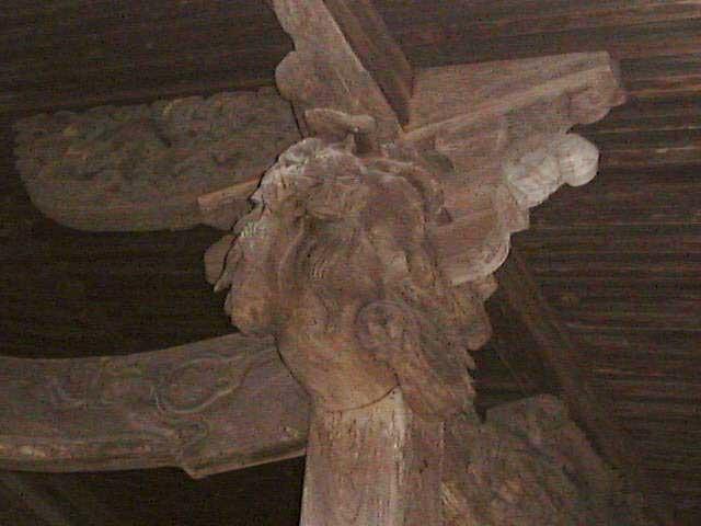 登米神社の狛犬