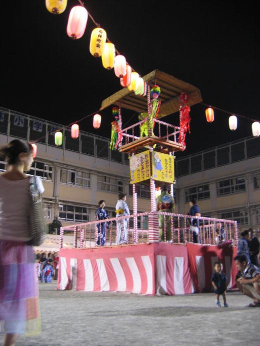 若林夏祭り